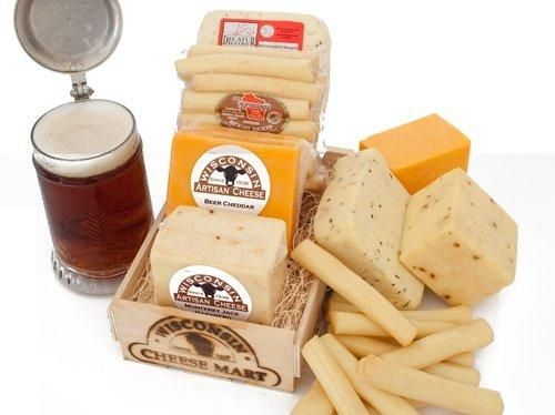 Wisconsin Beer Cheese Assortment