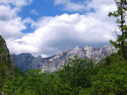 Mountain Velebit, Paklenica, photo by Tatjana Mihaela Pribic