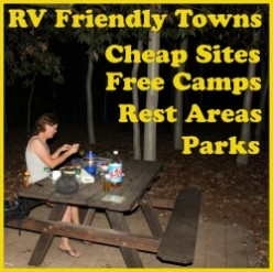 Budget Camping in Queensland Australia