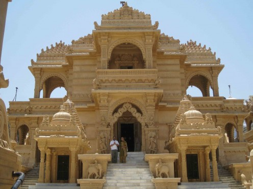 Motishah Toonk (Temple) on the hills of Palitana (Siddhachala).