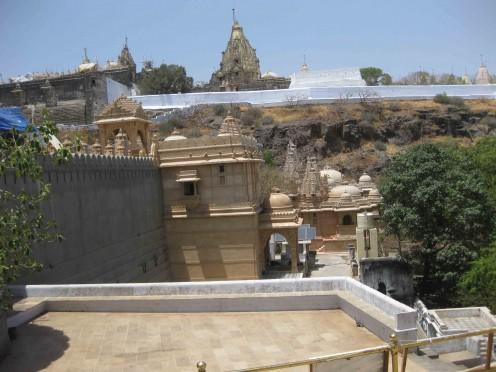 Temple on Palitana hills.