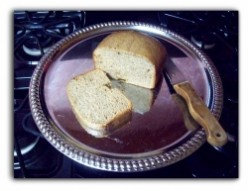 Grandma's Banana Bread for the Bread Machine
