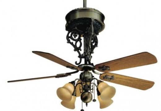 Top 7 most popular ceiling fan manufacturers hubpages casablanca ceiling fans aloadofball Image collections