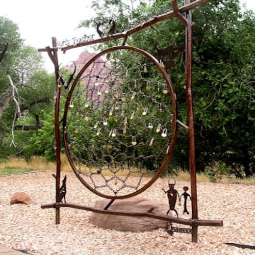"Zion Canyon Village ""Lovescape"""