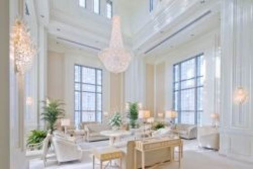 Vancouver Temple Celestial Room