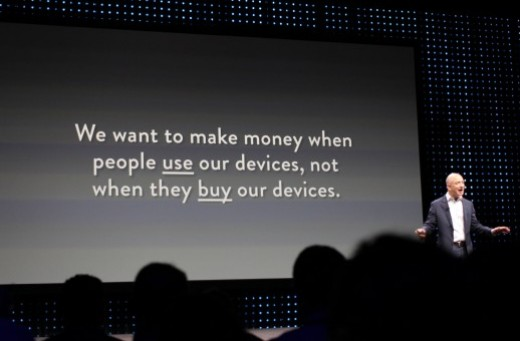 The Launch of the Kindle Fire HD Tablet series