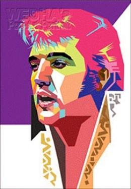 Elvis Presley in WPAP