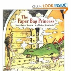 The Use of Visual Images in The Paper Bag Princess