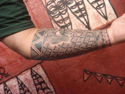 Samoan Mat Pattern Design