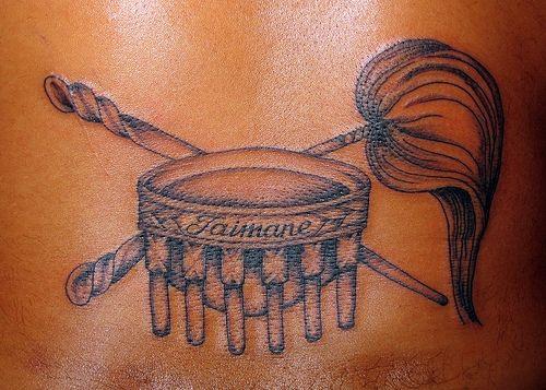 Kava Bowl Tattoo