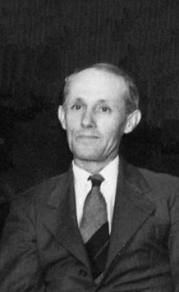 Rev. Harry Wait Smith