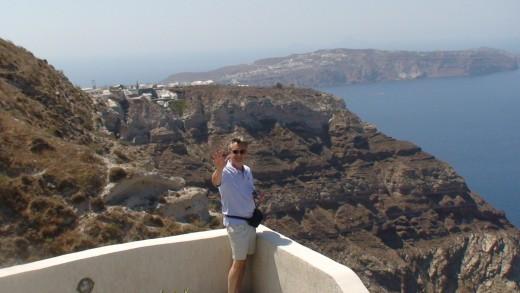 Norm in Santorini