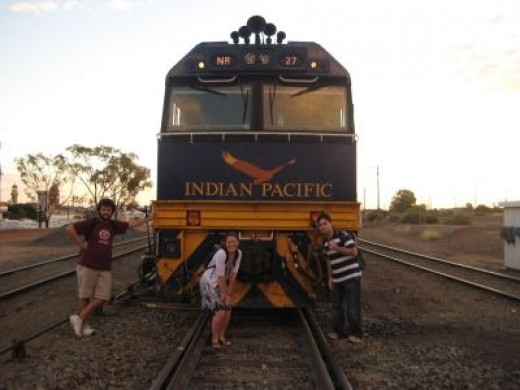 Crossing Australia by Train Aboard the Indian-Pacific from Sydney to Perth