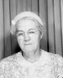 Aunt Marie's Mother, Daisy Smith