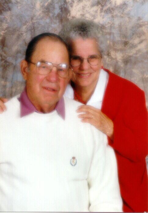 Merle A & Simonne M Adams