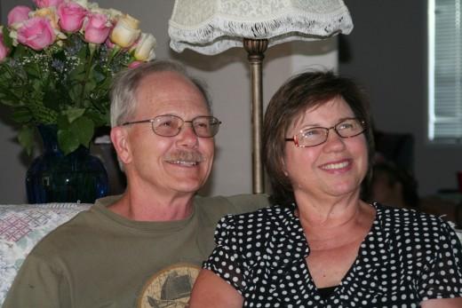 Larry and Elaine Schwein