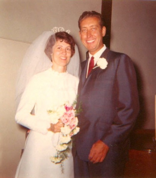 Rev Norvie and Maybell Marie (Smith) Clift