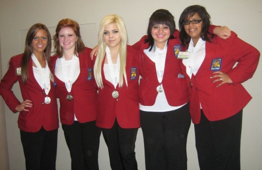 Five Talented SkillsUSA Medal Winners