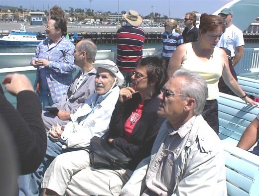 Bill's 80th Birthday: Catalina Island