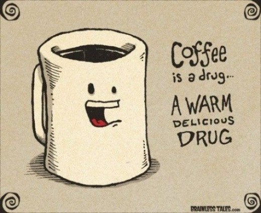 Coffee Quotes And Pictures: Funny Quotes About Coffee. QuotesGram