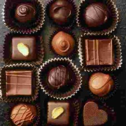Life is a Box of Chocolates : Enjoy the Nuts