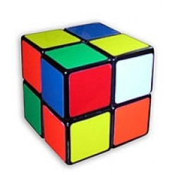 How to Solve a 2x2x2 Rubik's Cube Easily
