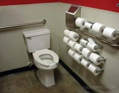 Riverside County Executive Toilet :-)