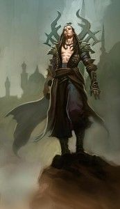 diablo 3 wizard awesome image