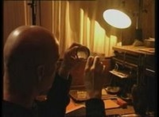 """Still from the film """"Rodchenko and the Russian Avant-garde"""""""