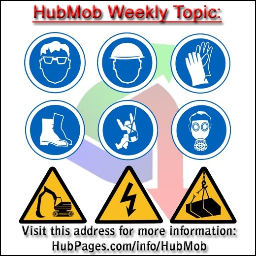 Health and Safety Graphic by ProCW