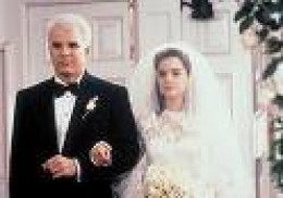 Steve Martin and Kimberly Williams