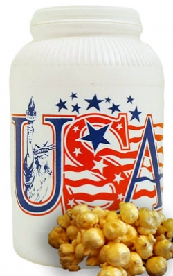 Gourmet Popcorn Flavor Saver Canister