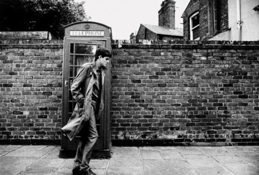 About Joy Division and Ian Curtis
