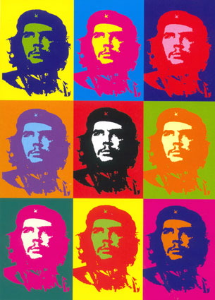 Che Pop art print