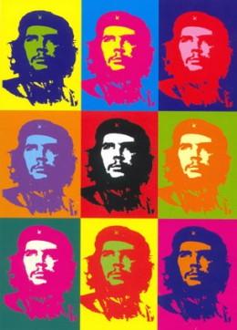 Che Pop art print
