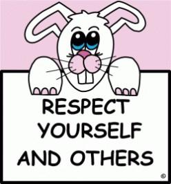 Respectful Rabbit