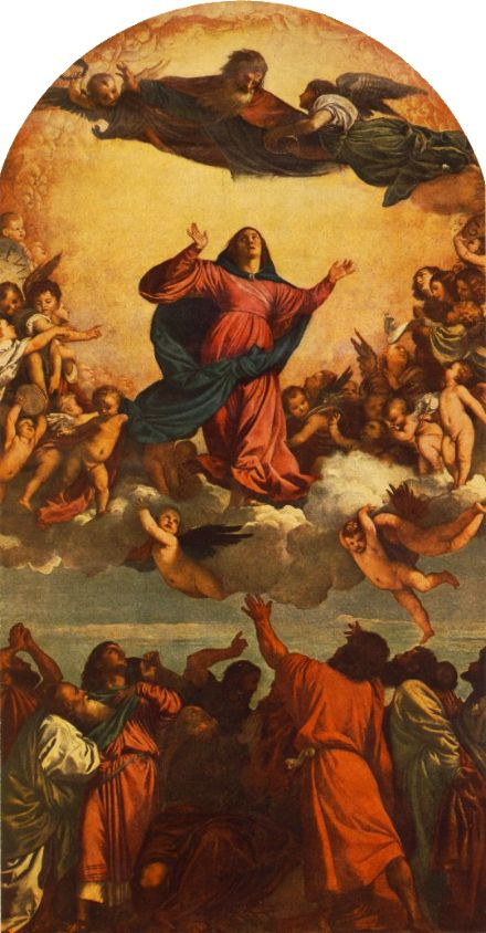 Assumption of the Virgin 1518