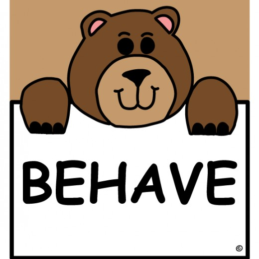 behavior, behavior bear, characters of character, cofcjenny, bear, teaching children behavior, children's characters, character traits