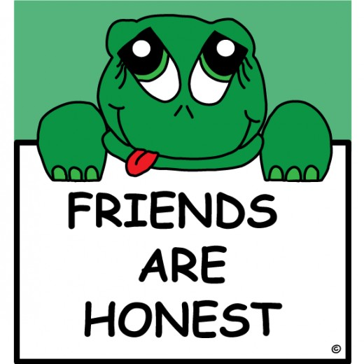 frog, friendship frog, character education, friendship trait
