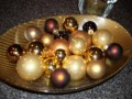 Decorating with Beautiful Ornaments in Glass Bowls