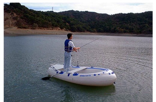 Used inflatable pontoon boats for sale uk