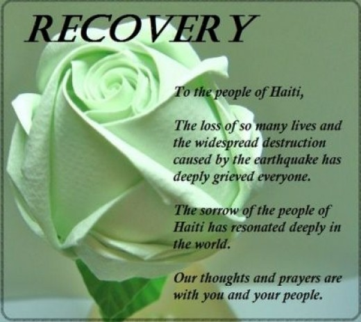 Haiti Recovery - from the Gift of Gifts
