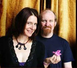 Nicole Murray and John Thompson