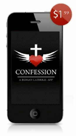 """""""Confession"""" App by Little i Apps"""