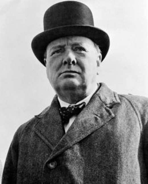 churchill public domain