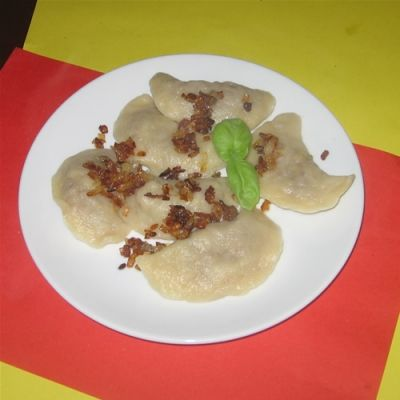 Buckwheat pierogi - see recipe above