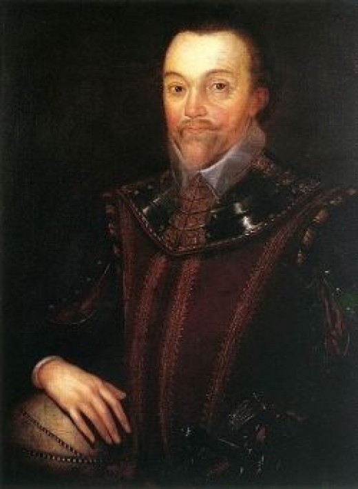 sir francis drake public domain: copyright expired