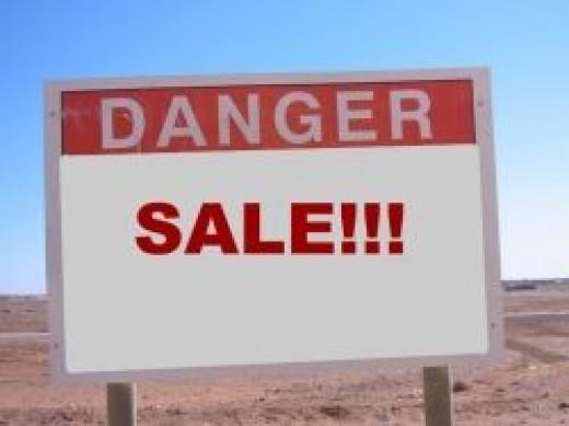 dangerous sales public domain
