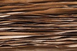 pile of paper public domain