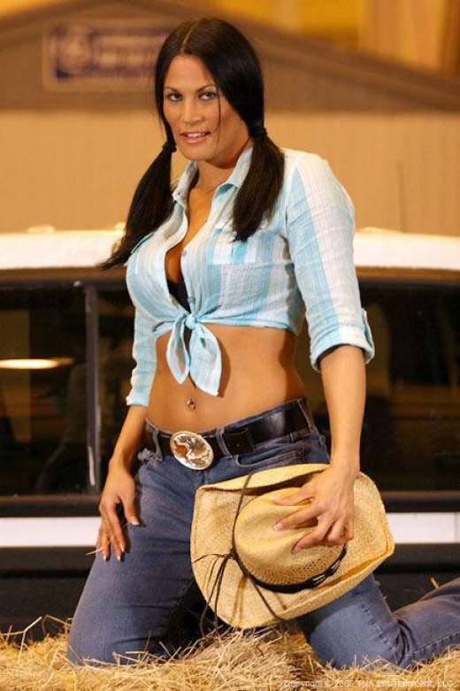TNA Knockout Traci Brooks